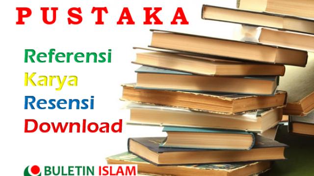 Download Referensi Buku dan Kitab Kuning
