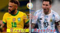 Final Brasil vs Argentina