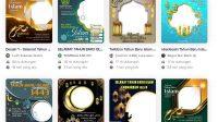 Link Twibbon Ucapan Tahun Baru Islam 1 Muharram 1443 H